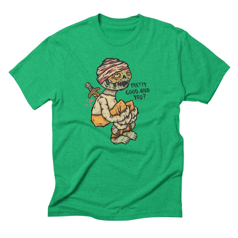 Pretty Good Men's Triblend T-Shirt by msieben's Shop