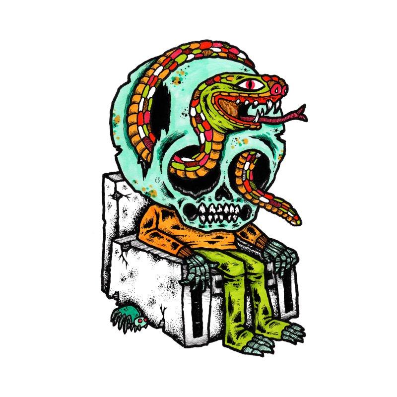 Skulls Snakes Spiders by msieben's Shop
