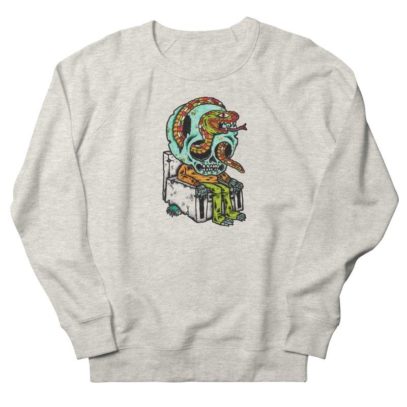 Skulls Snakes Spiders Women's Sweatshirt by msieben's Shop