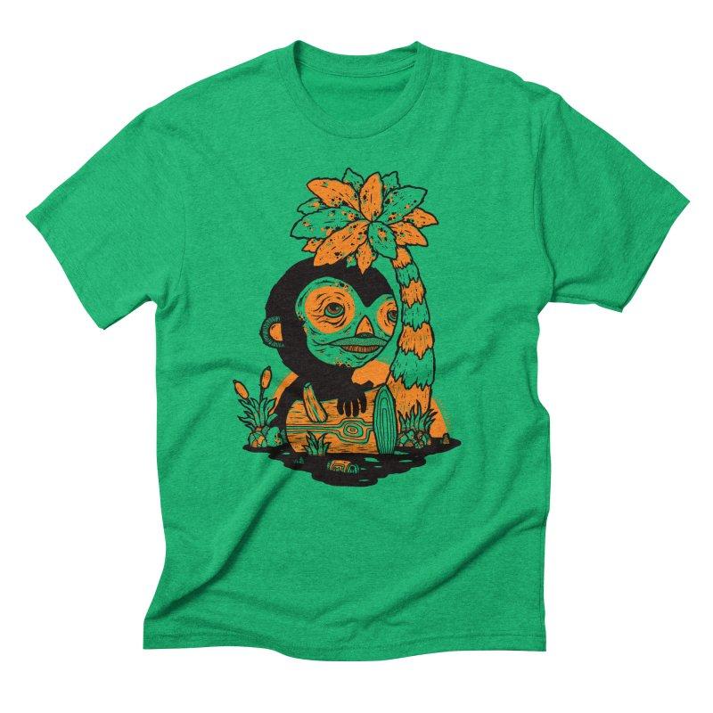 Sunrise Men's Triblend T-Shirt by msieben's Shop