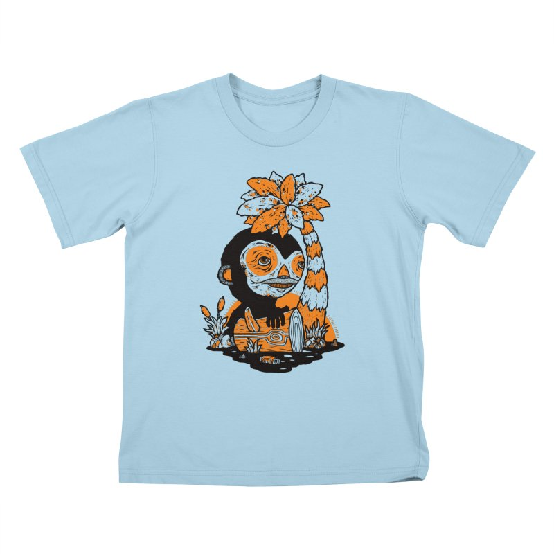 Sunrise Kids T-Shirt by msieben's Shop