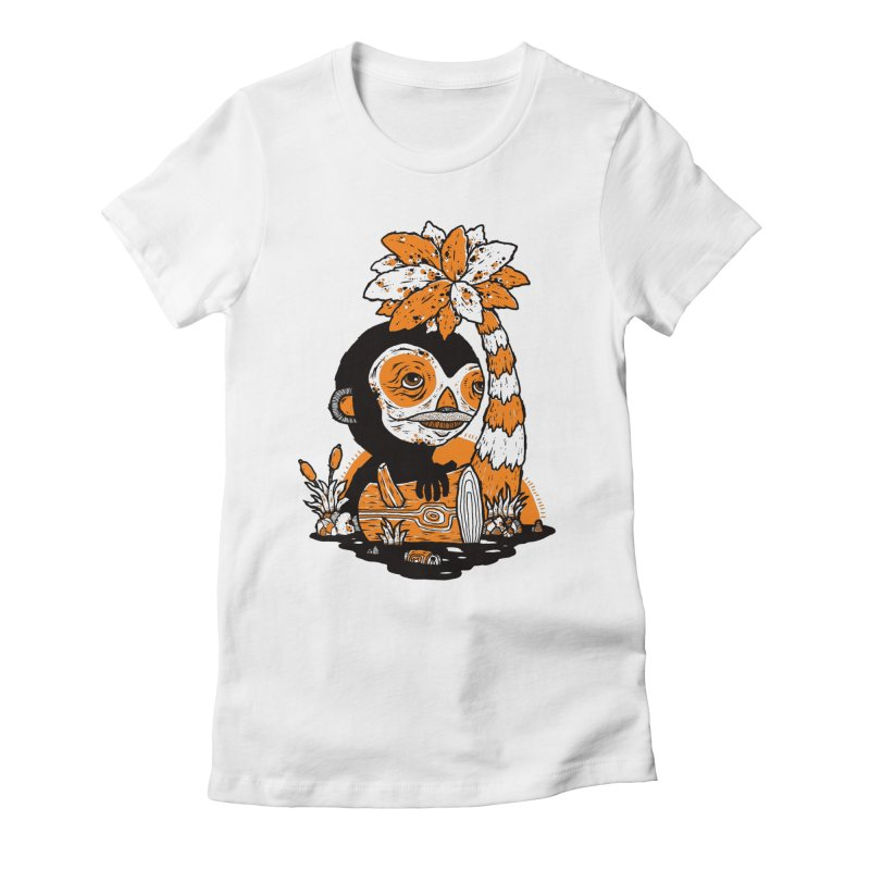Sunrise Women's Fitted T-Shirt by msieben's Shop