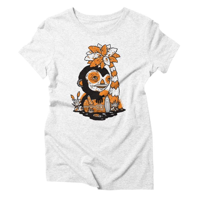Sunrise Women's Triblend T-shirt by msieben's Shop