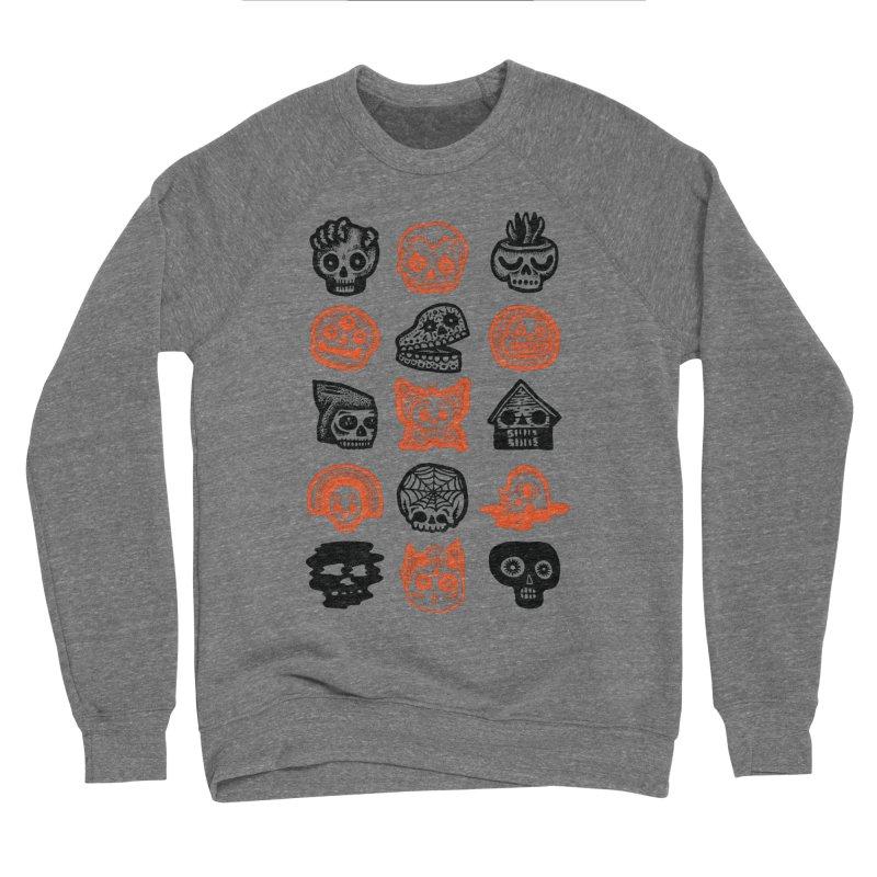 15 Skulls Women's Sponge Fleece Sweatshirt by msieben's Shop