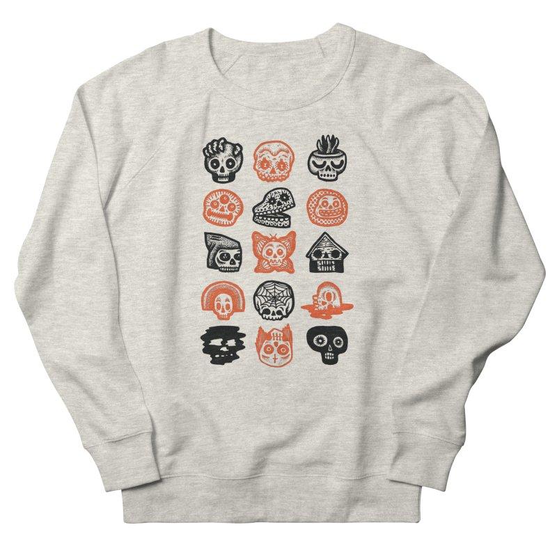 15 Skulls Women's Sweatshirt by msieben's Shop