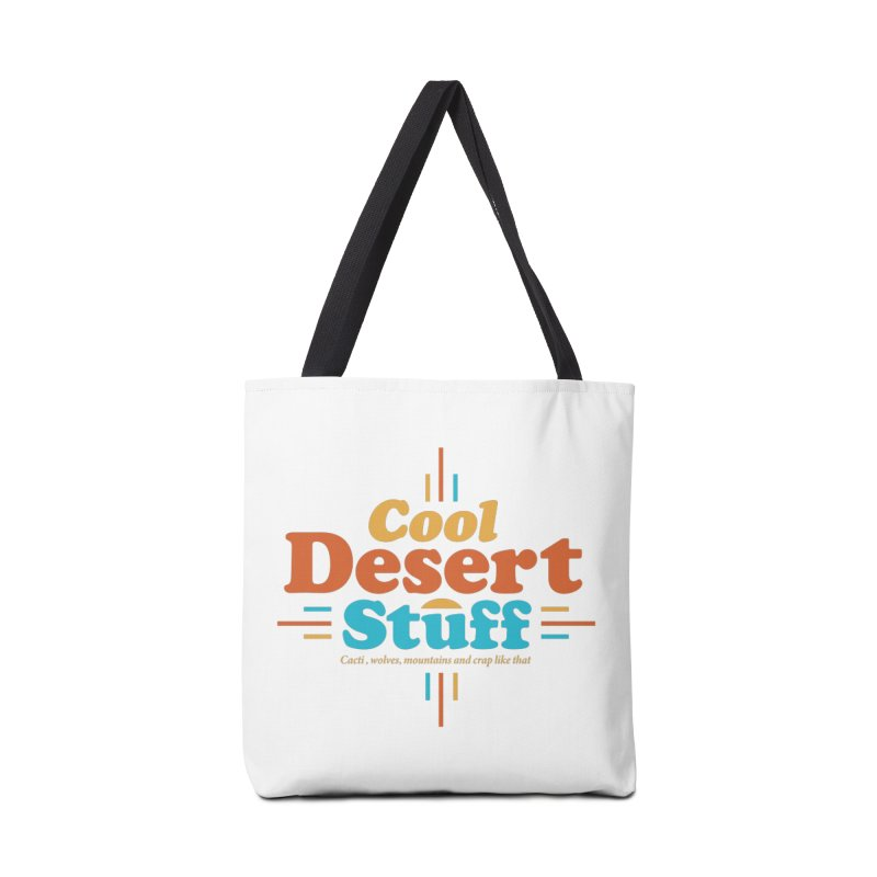 Cool Desert Stuff Accessories Bag by msieben's Shop