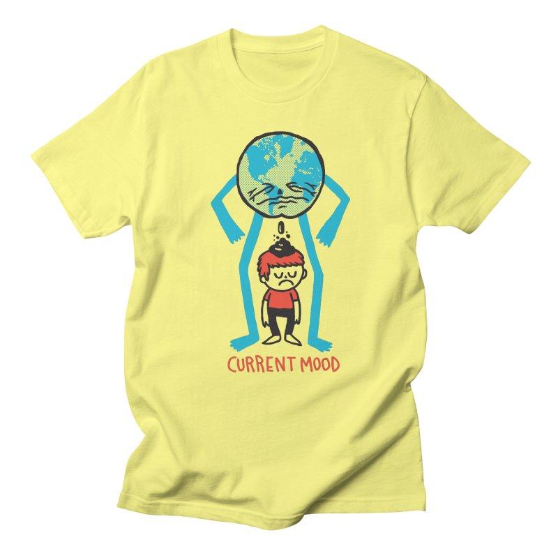 Current Mood Men's T-Shirt by msieben's Shop