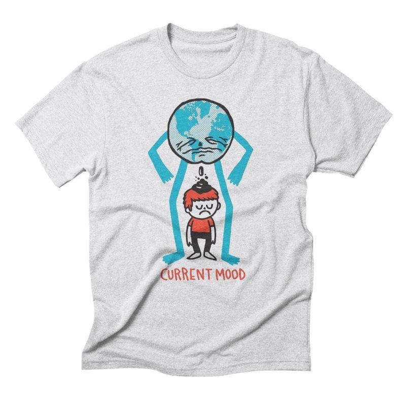 Current Mood Men's Triblend T-Shirt by msieben's Shop