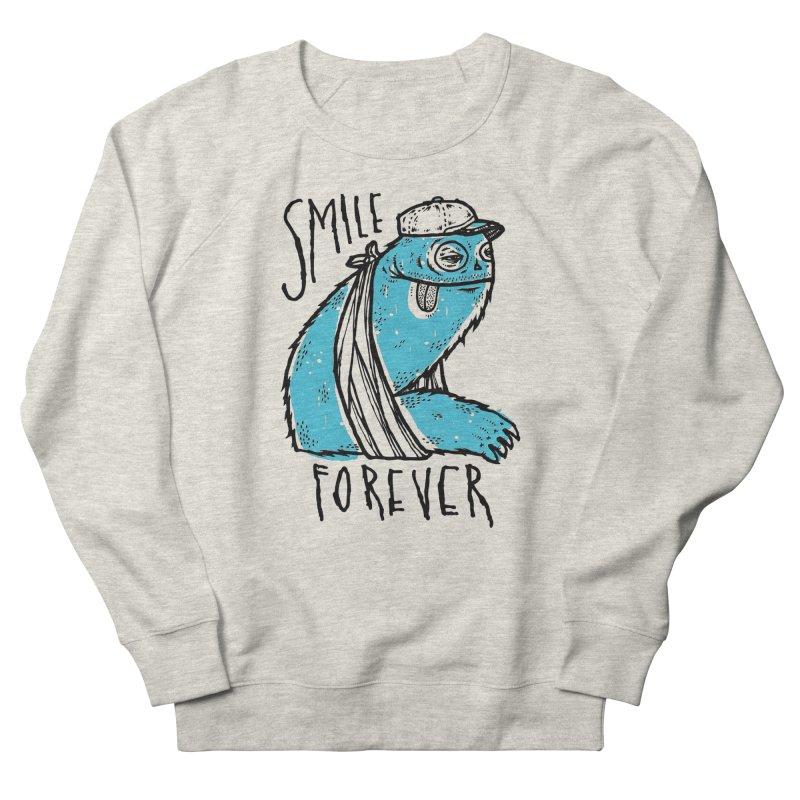 Smile Forever Women's Sweatshirt by msieben's Shop