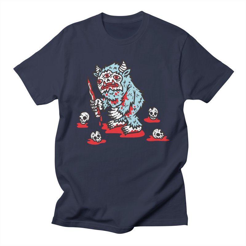 Get Ready For The Yeti Men's T-Shirt by msieben's Shop