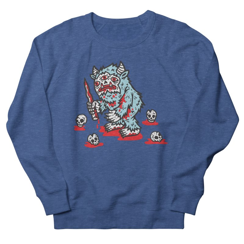 Get Ready For The Yeti Women's Sweatshirt by msieben's Shop
