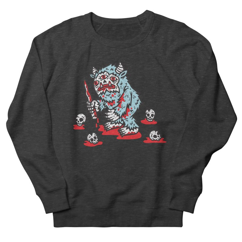 Get Ready For The Yeti Men's Sweatshirt by msieben's Shop
