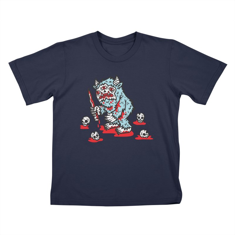 Get Ready For The Yeti Kids T-shirt by msieben's Shop