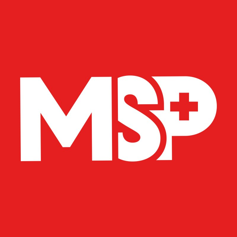 MSP WHITE by Midwest Strength & Performance Shop
