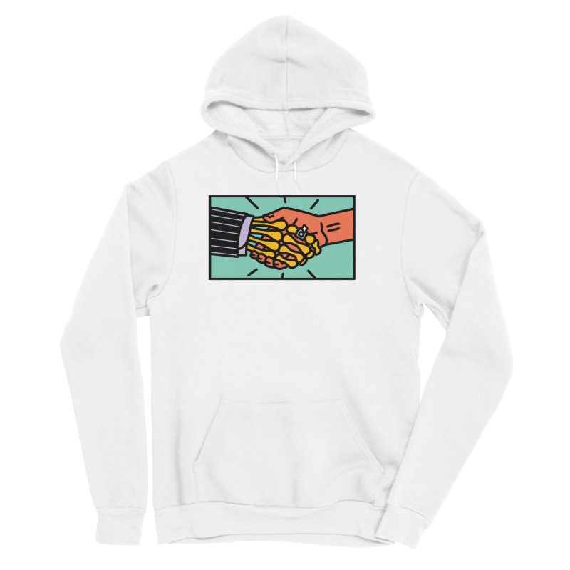 """DEAL - """"Best Buddies"""" Women's Pullover Hoody by MSTRMIND On-Demand"""
