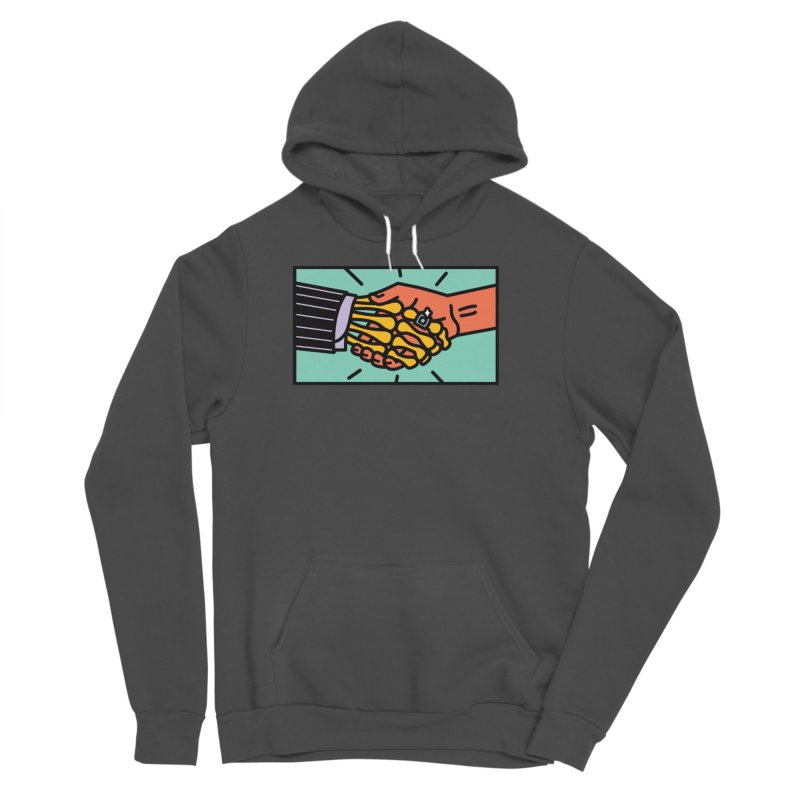 """DEAL - """"Best Buddies"""" Men's Pullover Hoody by MSTRMIND On-Demand"""