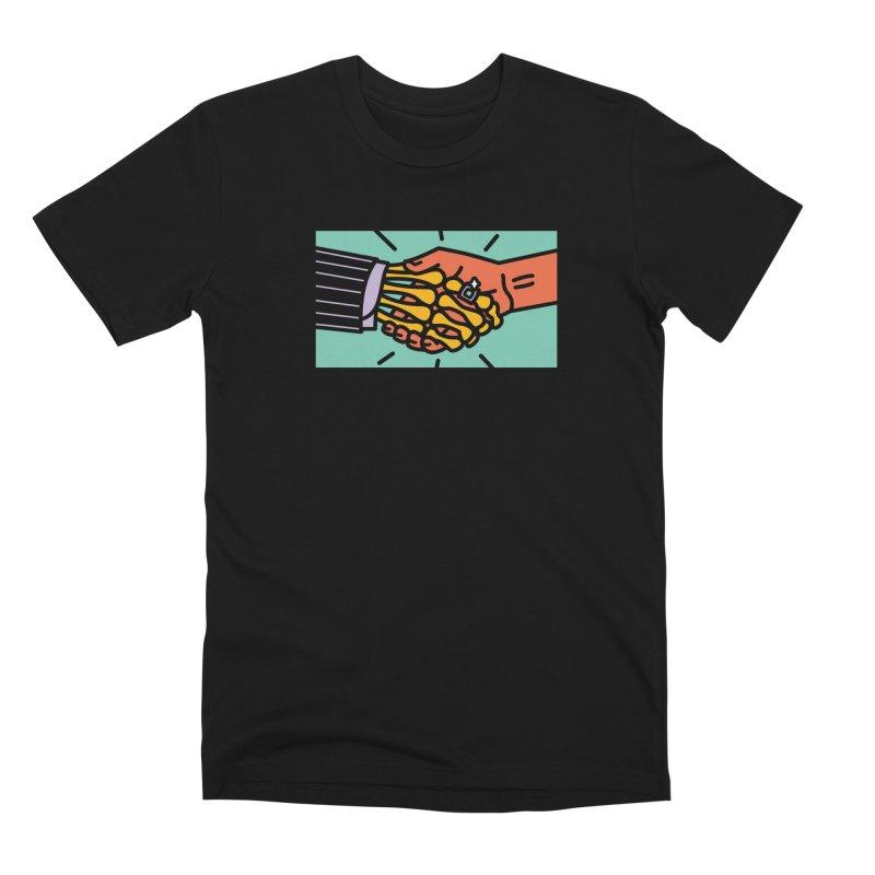 "DEAL - ""Best Buddies"" Men's T-Shirt by MSTRMIND On-Demand"