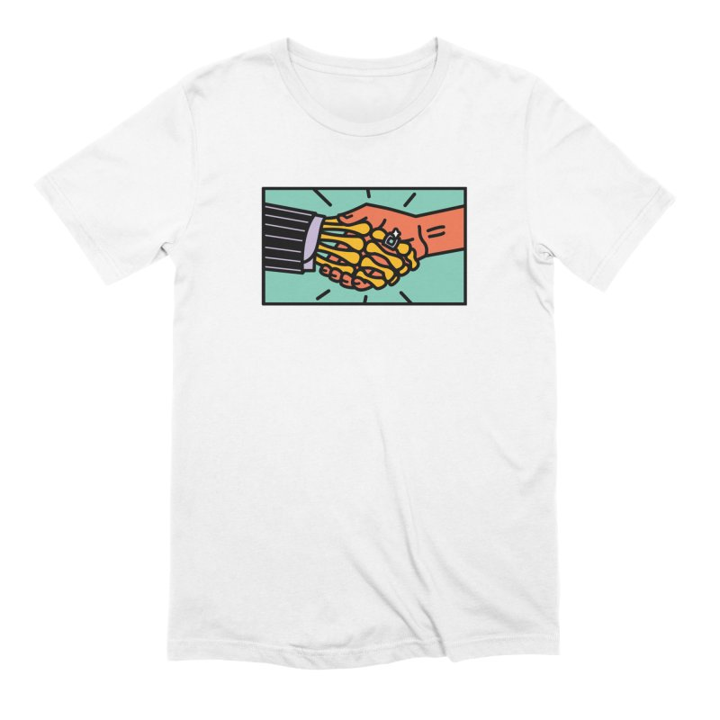"""DEAL - """"Best Buddies"""" Men's Extra Soft T-Shirt by MSTRMIND On-Demand"""