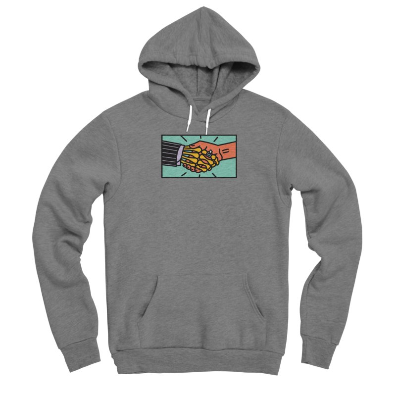 "DEAL - ""Best Buddies"" Men's Pullover Hoody by MSTRMIND On-Demand"