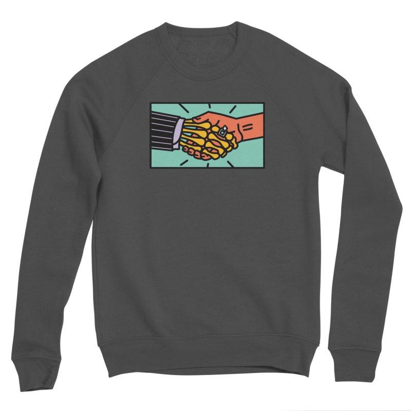 """DEAL - """"Best Buddies"""" Men's Sponge Fleece Sweatshirt by MSTRMIND On-Demand"""
