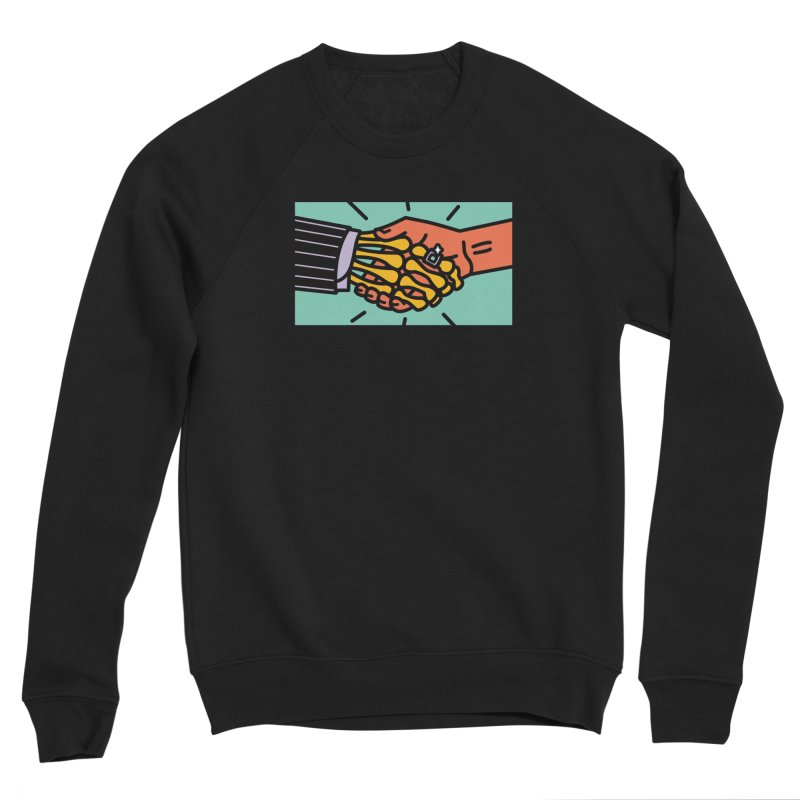"DEAL - ""Best Buddies"" Men's Sponge Fleece Sweatshirt by MSTRMIND On-Demand"