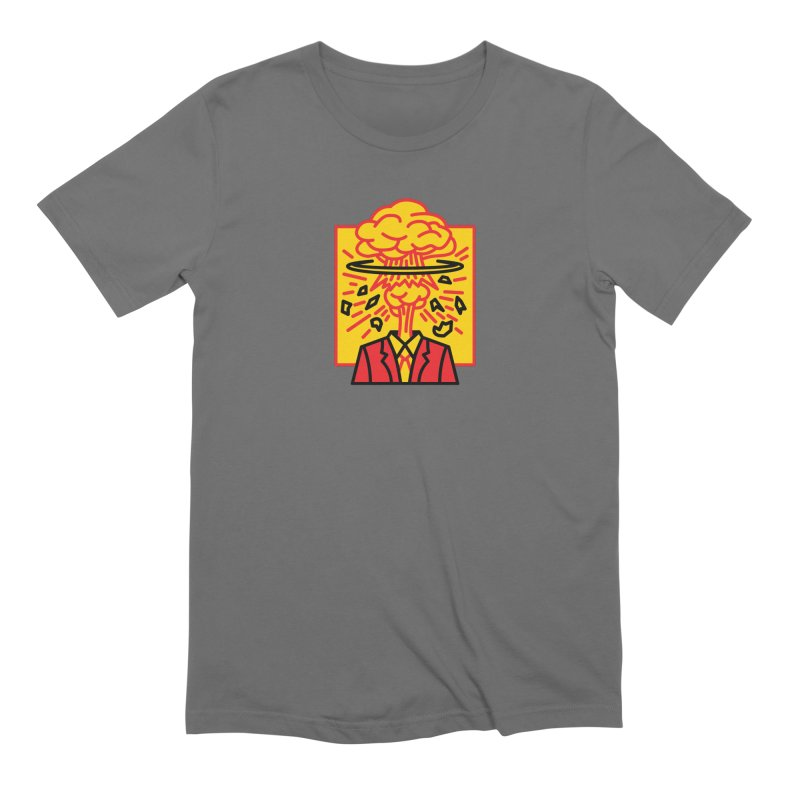 "M.A.D. - ""Exploding Head"" Men's T-Shirt by MSTRMIND On-Demand"