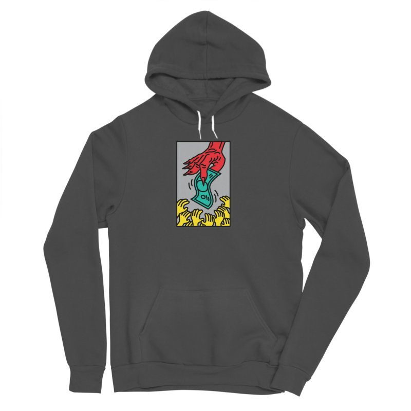 """INCENTIVES - """"No Evil"""" Women's Sponge Fleece Pullover Hoody by MSTRMIND On-Demand"""