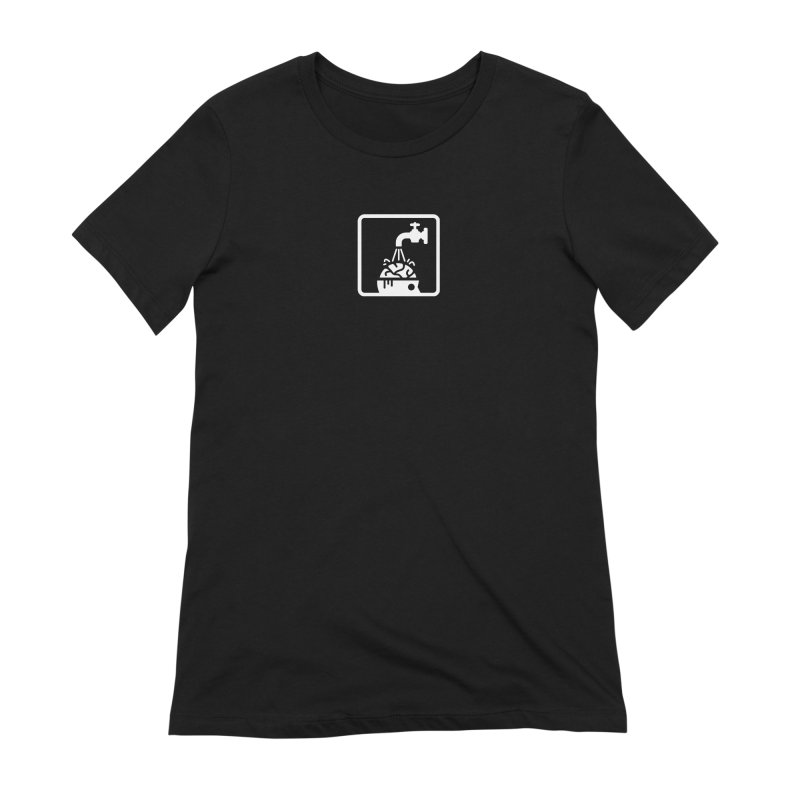 BRAINWASH (Black Friday) Women's Extra Soft T-Shirt by MSTRMIND On-Demand