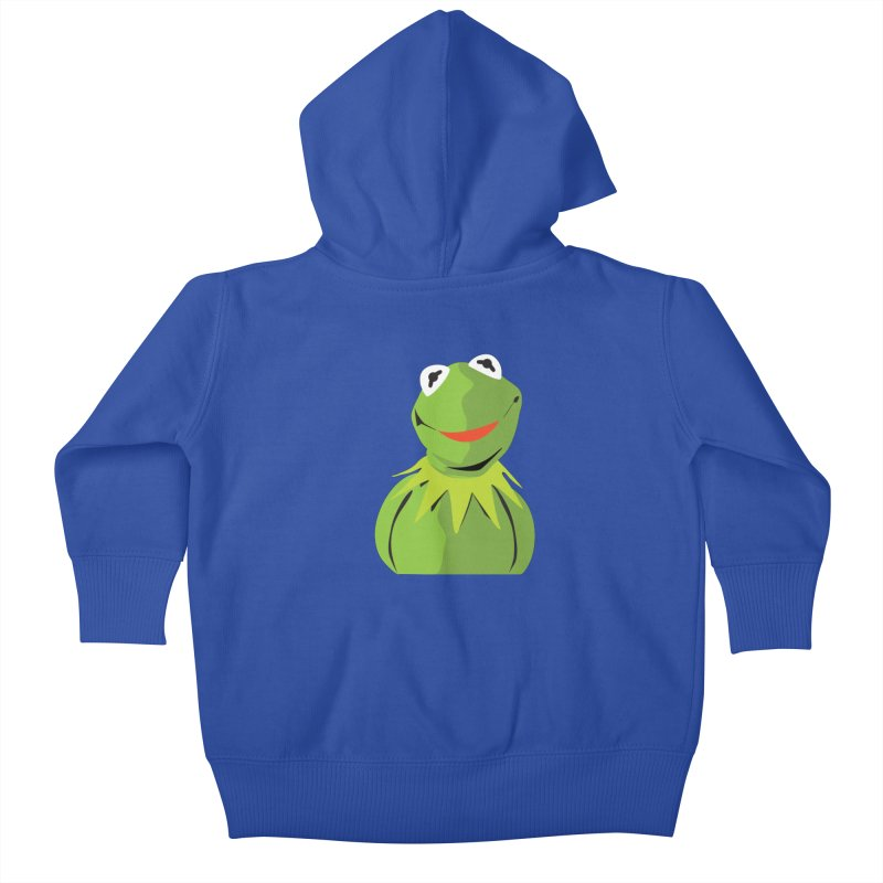 I.A.E.B.G. Kids Baby Zip-Up Hoody by Mitch Henson's Artist Shop