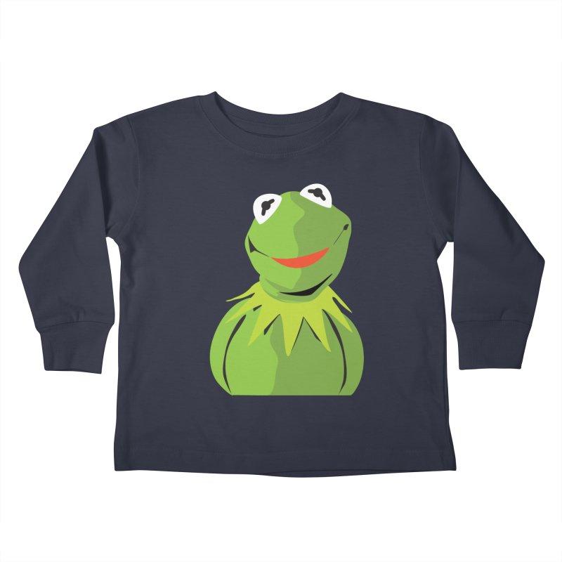 I.A.E.B.G. Kids Toddler Longsleeve T-Shirt by Mitch Henson's Artist Shop