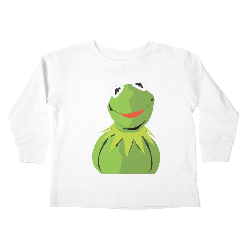 I.A.E.B.G. Kids Toddler Longsleeve T-Shirt by Mitch Henson's Artist Shop