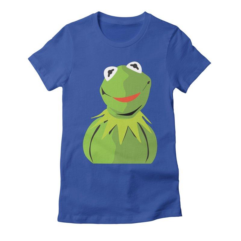 I.A.E.B.G. Women's Fitted T-Shirt by Mitch Henson's Artist Shop