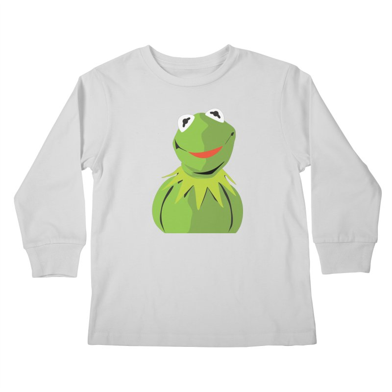 I.A.E.B.G. Kids Longsleeve T-Shirt by Mitch Henson's Artist Shop