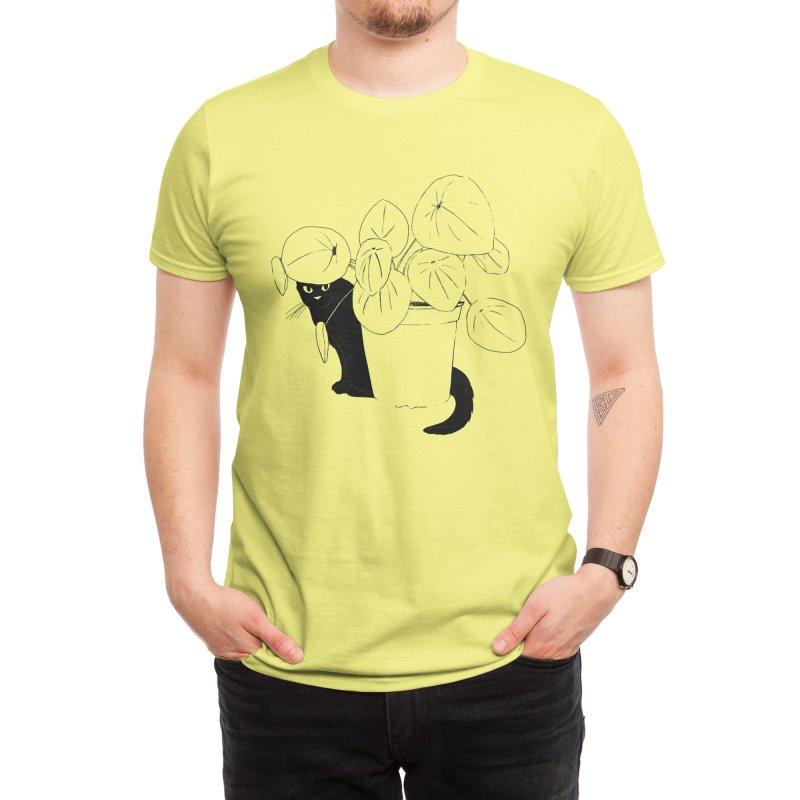 Pilea Protector Men's T-Shirt by Michael's Shop