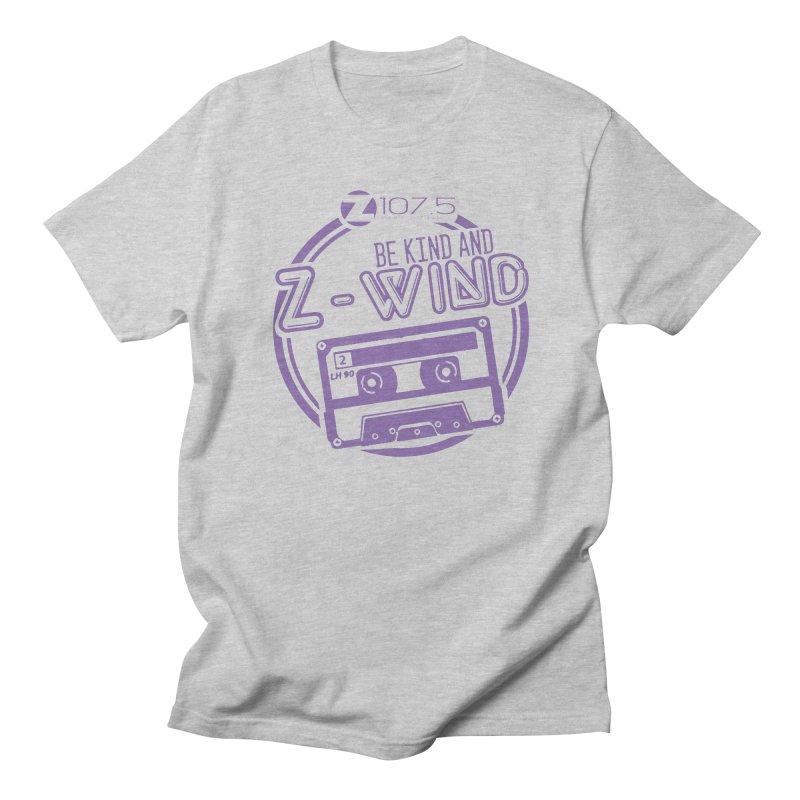 Z-Wind Men's T-Shirt by mtmshirts's Artist Shop