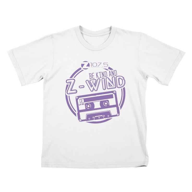 Z-Wind Kids T-Shirt by mtmshirts's Artist Shop