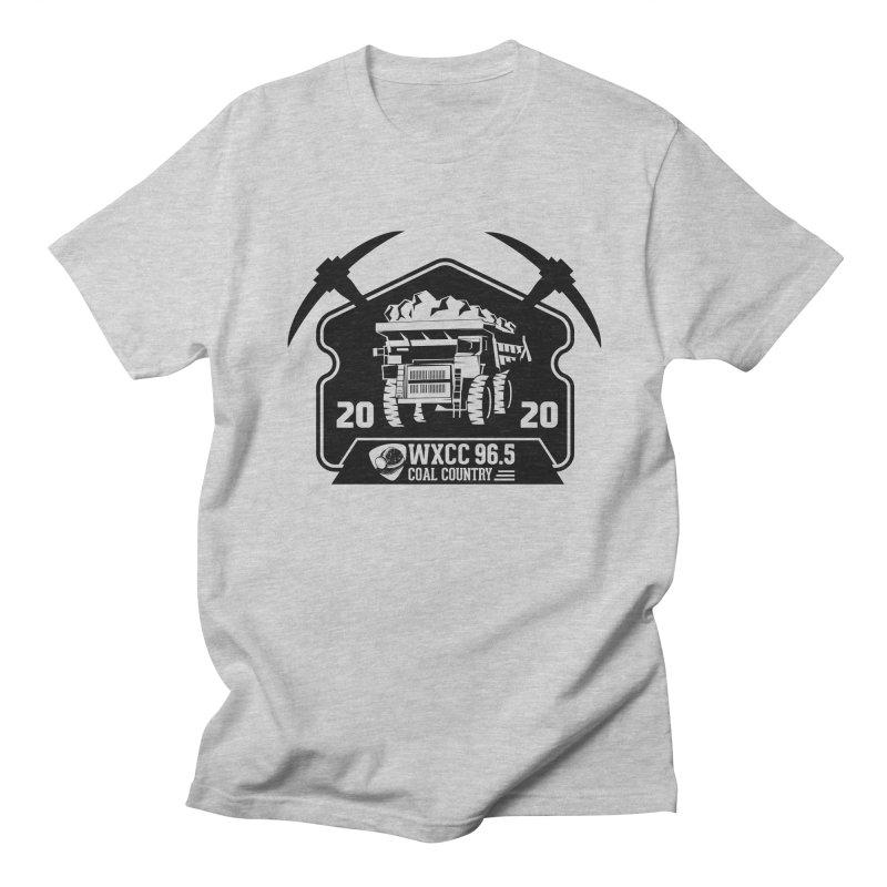 WXCC Coal Country Men's T-Shirt by mtmshirts's Artist Shop