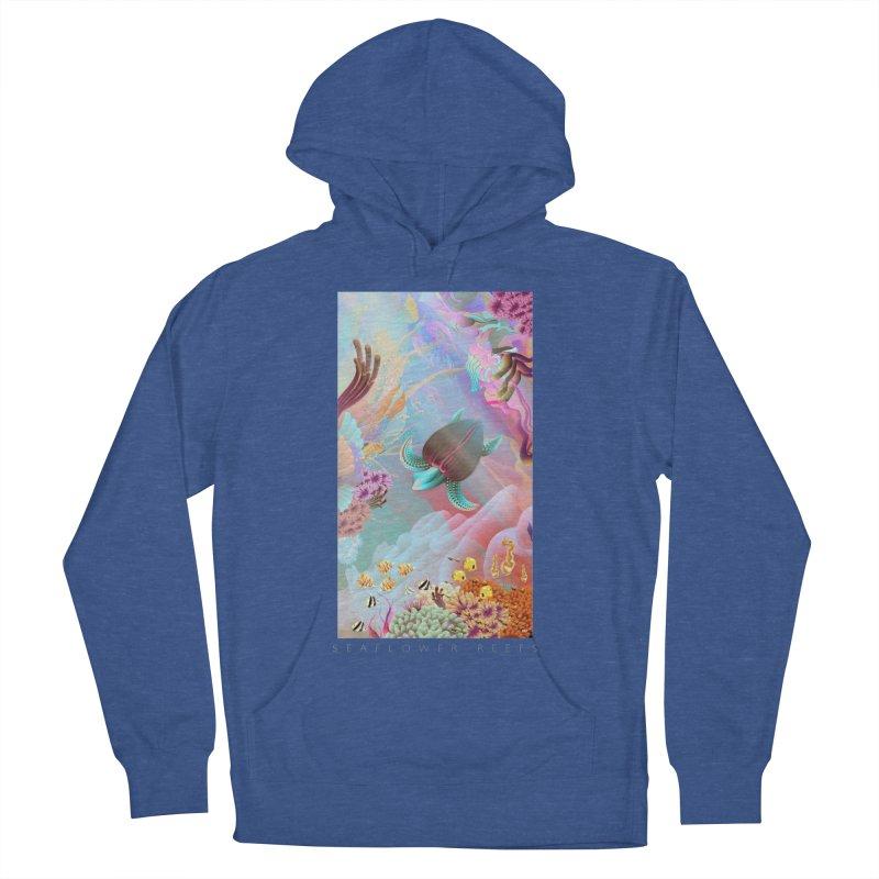 SEAFLOWER REEFS Men's Pullover Hoody by mu's Artist Shop