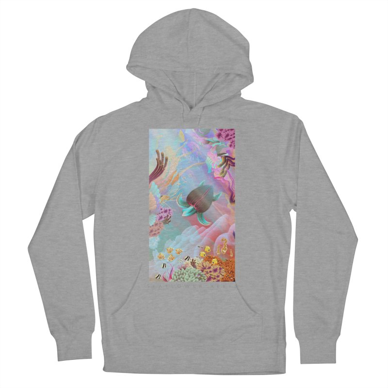 SEAFLOWER REEFS Men's Pullover Hoody by mu's Artist Shop