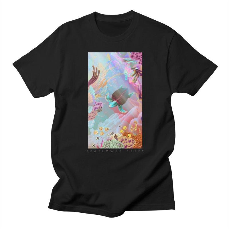 SEAFLOWER REEFS Women's Unisex T-Shirt by mu's Artist Shop