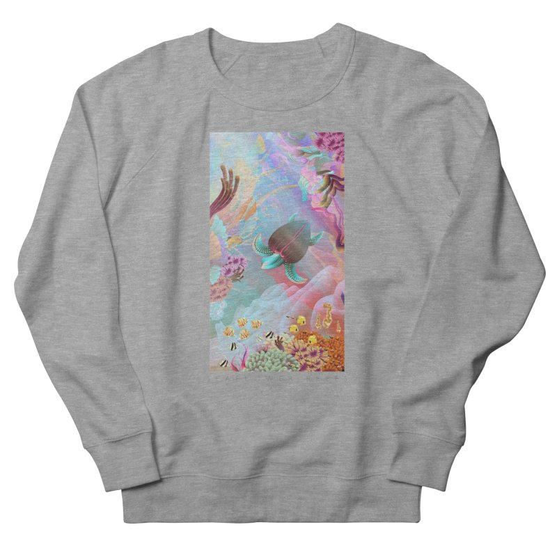 SEAFLOWER REEFS Men's Sweatshirt by mu's Artist Shop