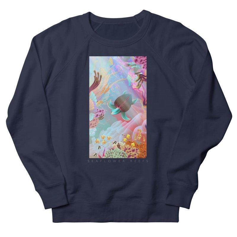 SEAFLOWER REEFS Men's Sweatshirt by mu's Artist Shop