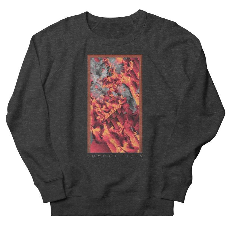 SUMMER FIRES Men's Sweatshirt by mu's Artist Shop