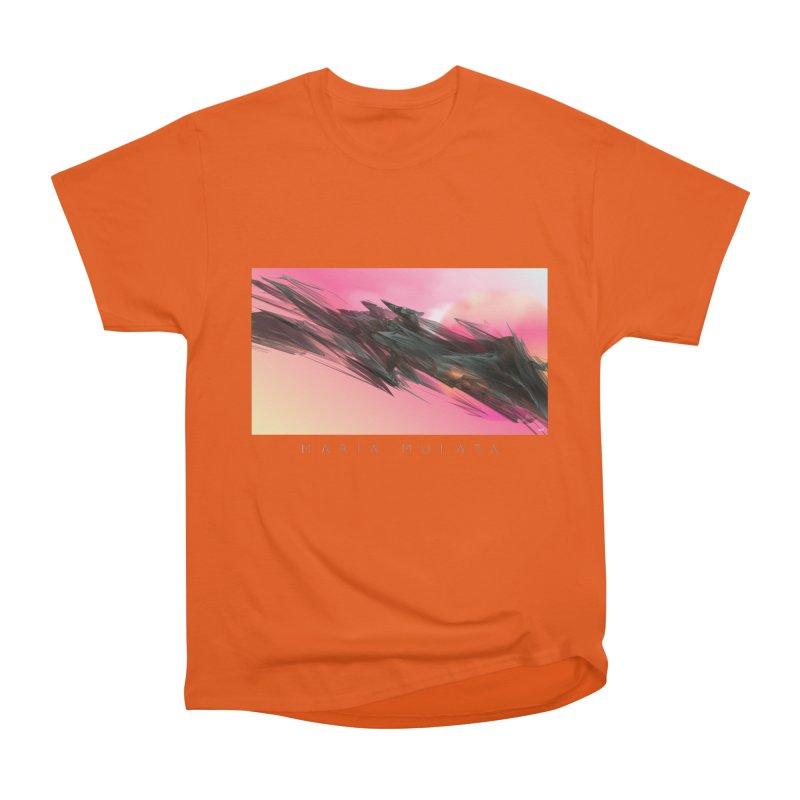 MARIA MULATA Women's Heavyweight Unisex T-Shirt by mu's Artist Shop
