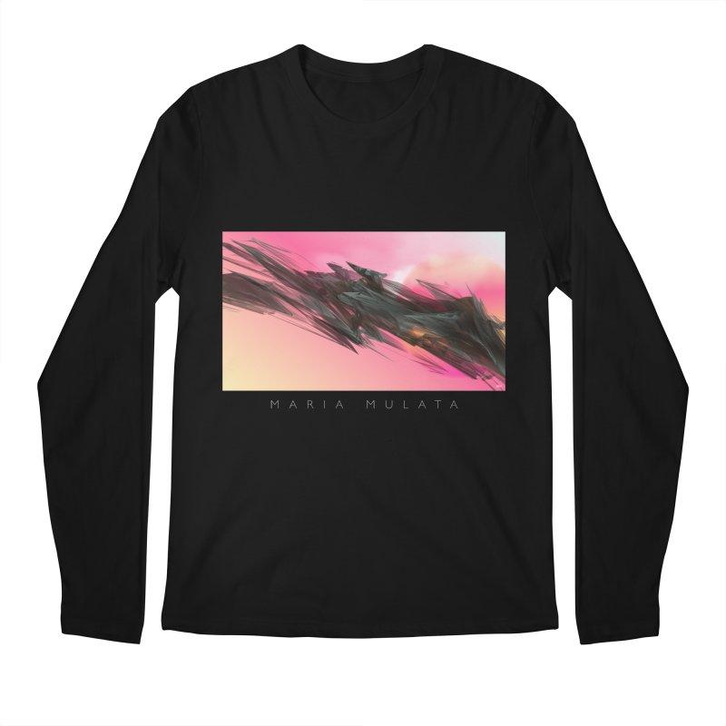 MARIA MULATA Men's Regular Longsleeve T-Shirt by mu's Artist Shop