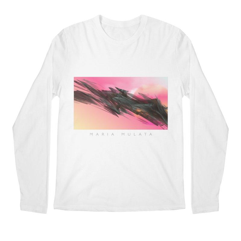 MARIA MULATA Men's Longsleeve T-Shirt by mu's Artist Shop
