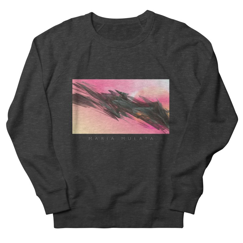 MARIA MULATA Women's Sweatshirt by mu's Artist Shop
