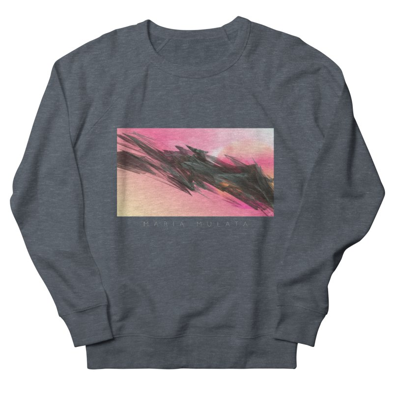 MARIA MULATA Men's Sweatshirt by mu's Artist Shop