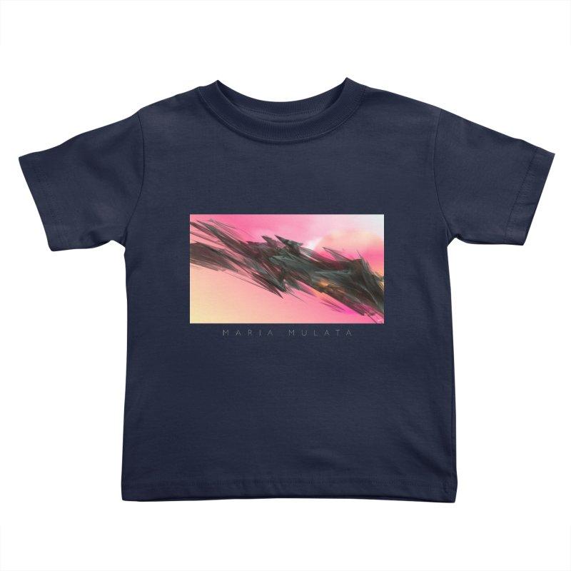 MARIA MULATA Kids Toddler T-Shirt by mu's Artist Shop