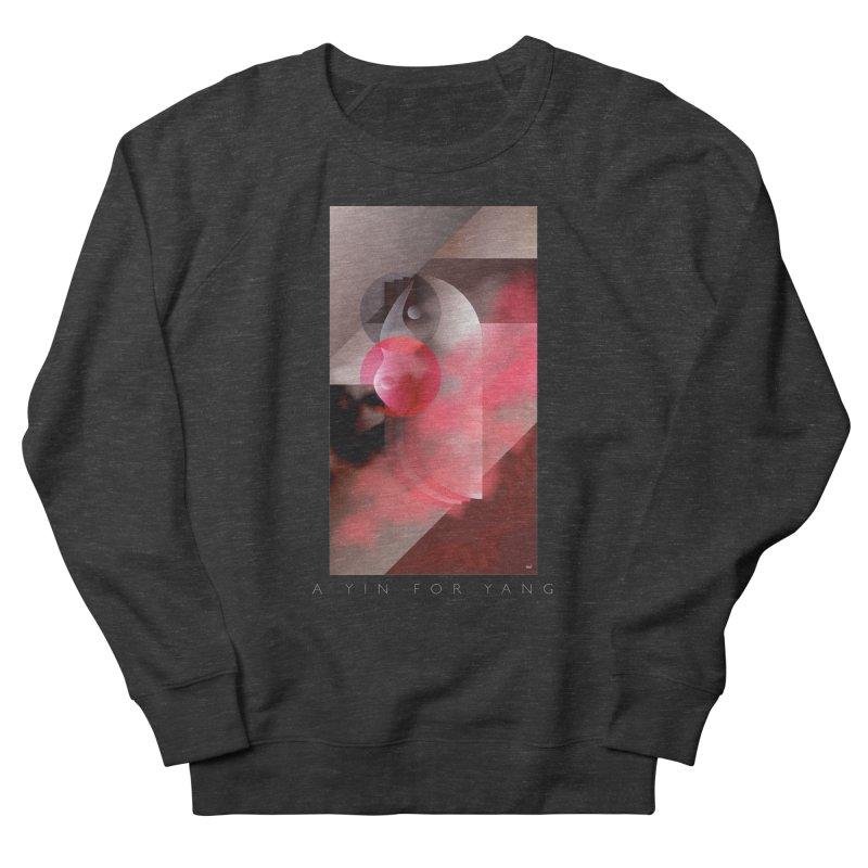 A YIN FOR YANG Women's Sweatshirt by mu's Artist Shop